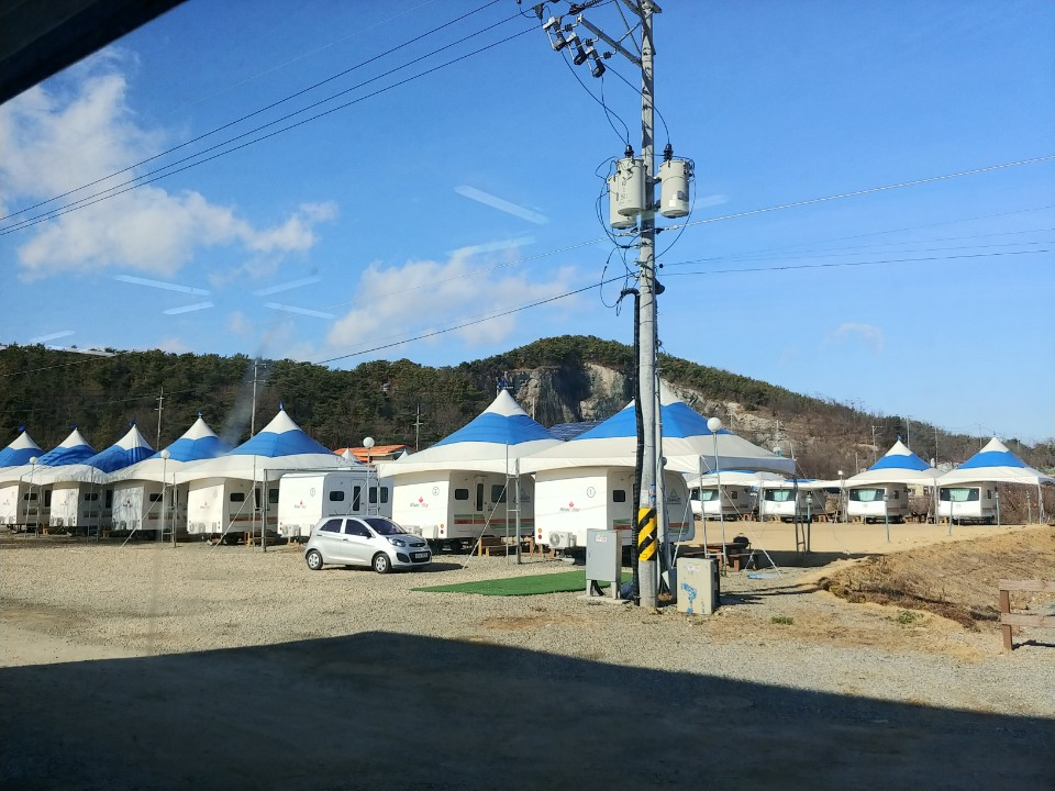 대부도 오토캠핑장(카라반 내부시공)
